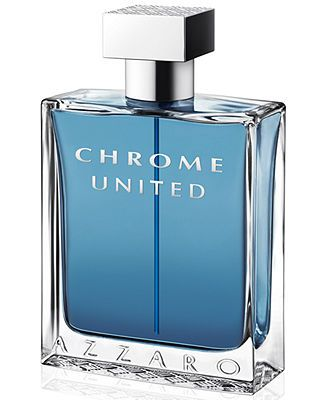 CHROME UNITED by Azzaro Eau de Toilette, 1.7 oz - SHOP ALL BRANDS - Beauty - Macy's  wonderful mens fragrance
