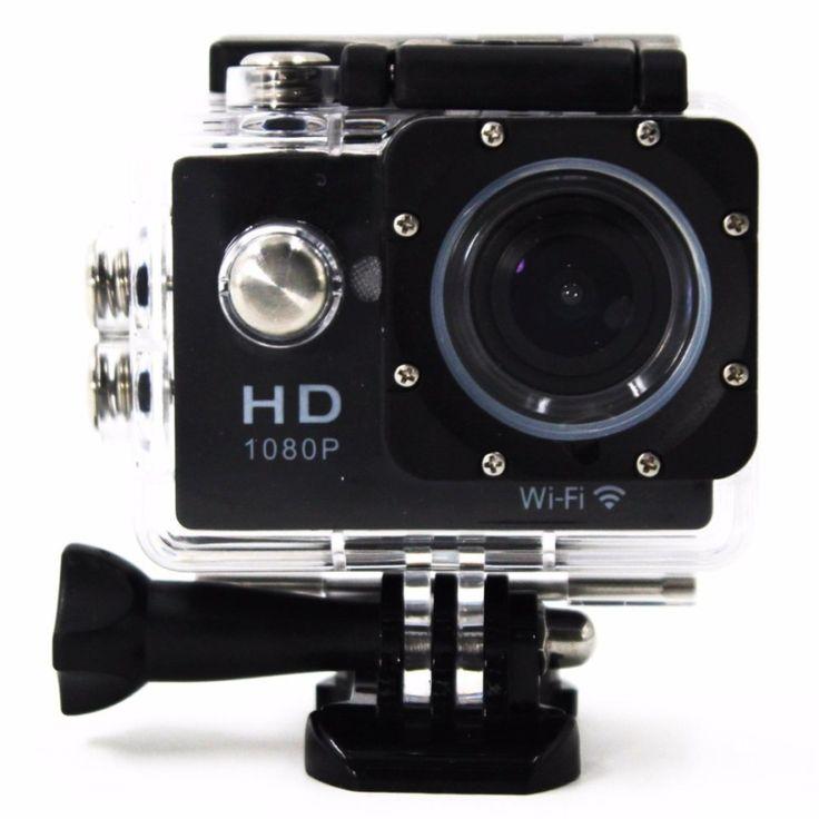 แนะนำซื้อเลย<SP>KS Camera Action DV Waterproof Wifi Sports Camera 1080PWVGA, Car Recorder Diving Bicycle Action Camera 2.0 Inch LCD 170°Wide Angle Lens Outdoor Waterproof HD VCR/ DVR/Camera MotorbikeCamcorder DVR (สีดำ)รุ่น S3W++KS Camera Action DV Waterproof Wifi Sports Camera 1080PWVGA, Car Recorder Diving Bicycle Action Camera 2.0 Inch LCD 170°Wide Angle Lens Outdoor Waterproof HD VCR/ DVR/Camera MotorbikeCamcorder DVR (สี ...++