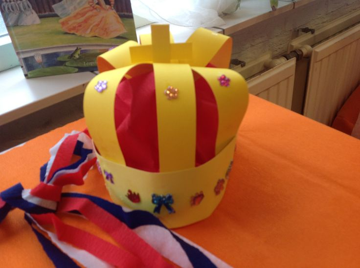 Een echte kroon (groep juf ingrid)