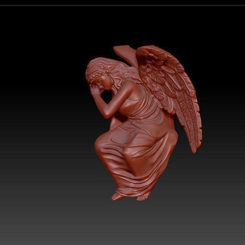 angel 2 | 3D Print Model