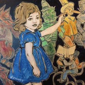 Rosie by David Bromley