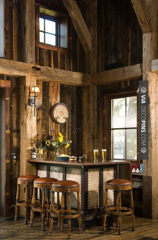 Beautiful Home Bar Designs Furniture And Decorating Ideas, Entertainment  Rec Rooms, Home Decor, Creative Home Bar Design With Rustic Feel