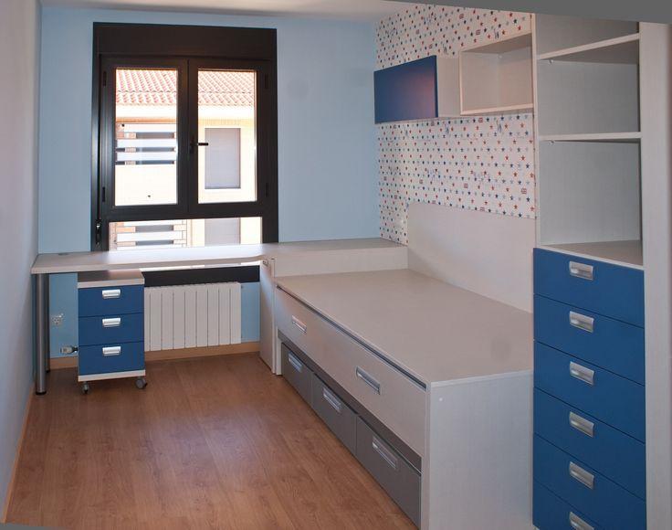 M s de 1000 ideas sobre dise o de oficina moderna en - Mobiliario juvenil moderno ...