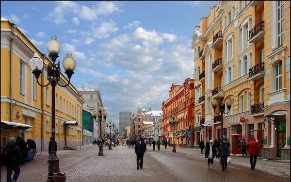 улицы москвы фото: 16 тыс изображений найдено в Яндекс.Картинках