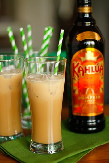 Kahlua Pumpkin Spice Latte