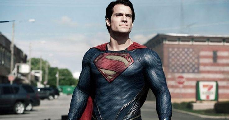 Liga da Justiça   Henry Cavill publica nova foto com o uniforme do Superman