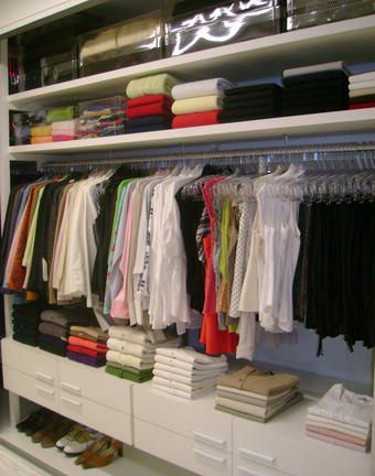 closet pequeno