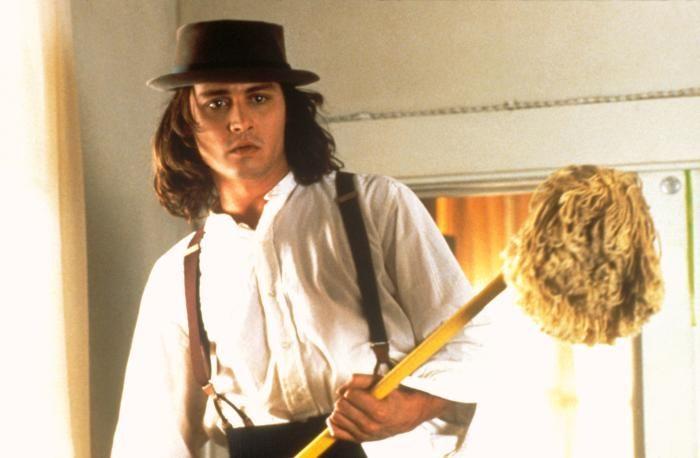 BENNY AND JOON, Johnny Depp, 1993, (c) MGM