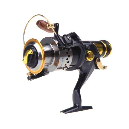 FAAJ Good Deal 9+1BB Ball Bearings Left/Right Interchangeable Collapsible Handle Fishing Spinning Reel SW60 5.2:1 #Affiliate