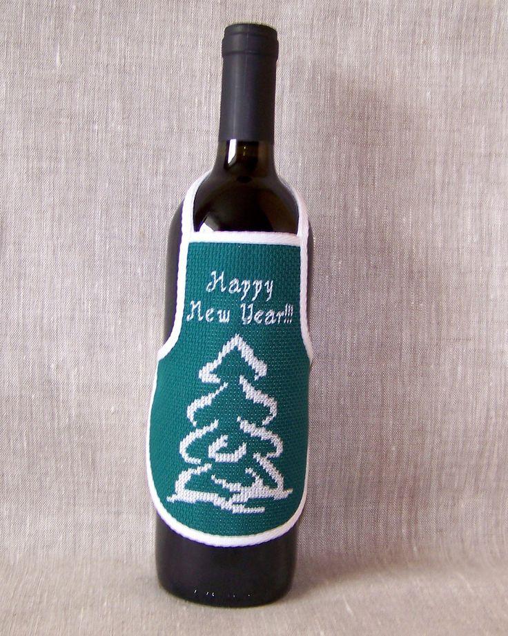 58 best botellas decoradas images on pinterest - Botellas de vino decoradas ...