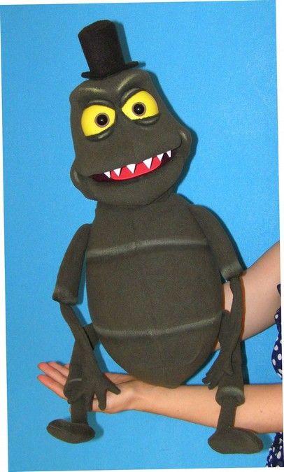 Flea puppet, Puppet for sale