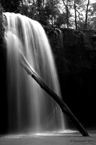 South East Asia | Takumotion  Waterfall
