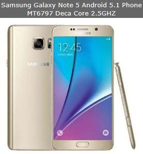 Samsung Galaxy Note 5 $250.00  http://www.madephone.com/samsung-galaxy-note-5-android-51-phone-mt6797-deca-core-25ghz-p-6529.html