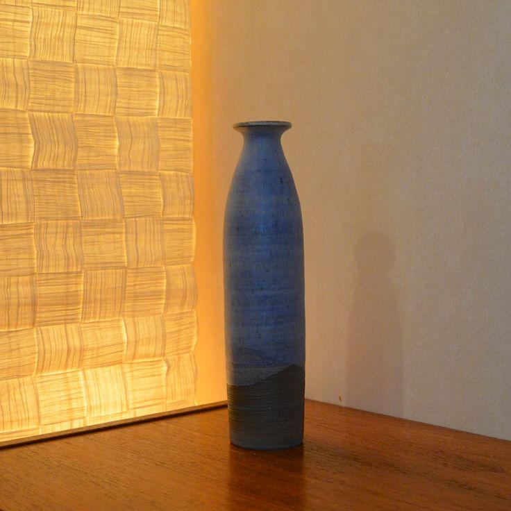 *karepiva? Vase  - Pottery - ceramics - mid centery