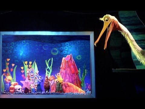 ºoº WDW 超本格ショー ファインディング・ニモ - ザ・ミュージカル アニマルキングダム  Finding Nemo - The Musi...