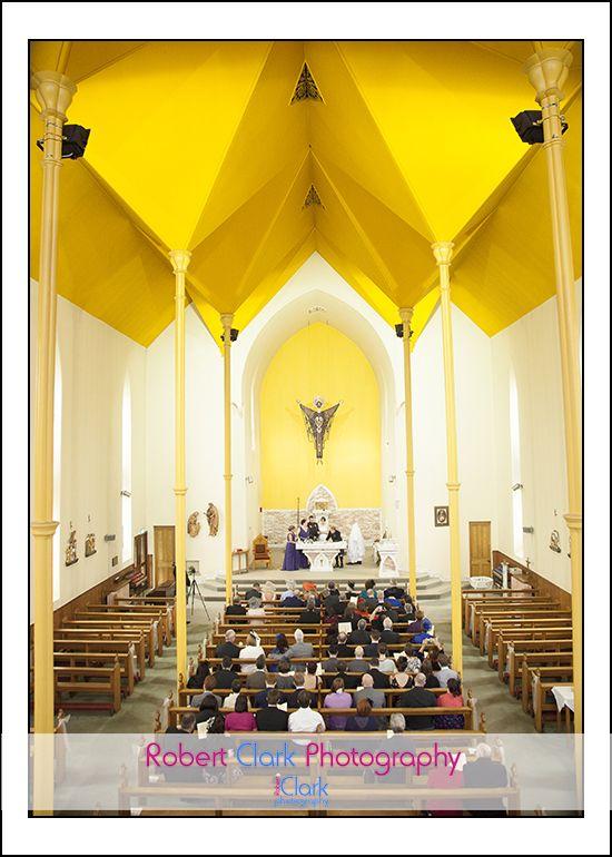 St Joseph's in Kilmarnock