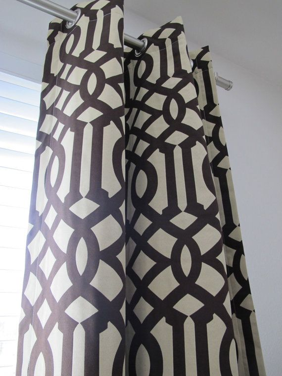 trellis curtain