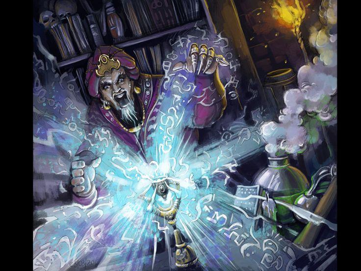 #dark  #darkfantasy  #digitalpainting  #fantasy  #fireclaw  #paintings  #roleplaygame  #rpg  #art  #nohalia #glyphomancer #arcana #spiritjar  #magic