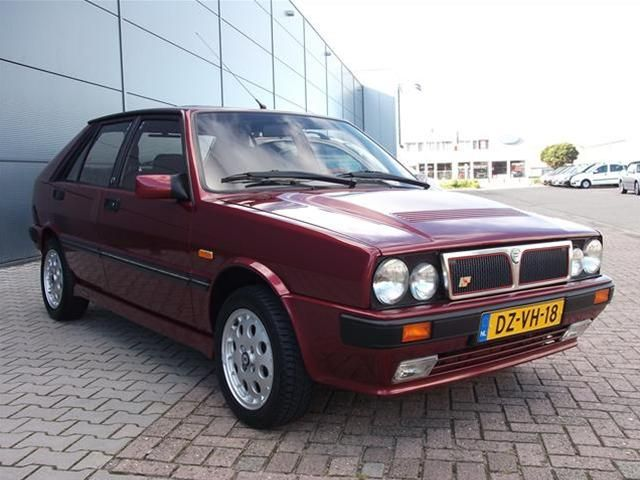 1992 lancia delta 1 6 i e turbo hf related infomation specifications weili automotive network. Black Bedroom Furniture Sets. Home Design Ideas