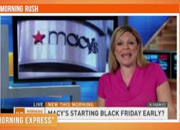 When #Macy's announced they were opening for #Thanksgiving to get an early start on the #BlackFridaySales, this caused a bit of an ethical conundrum. But extended retail hours has become a progress issue for many years.
