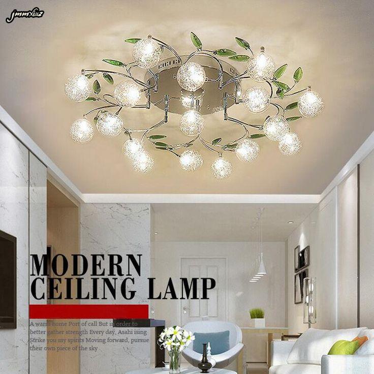 AC110V 220V modern Art design LED chandelier chand…