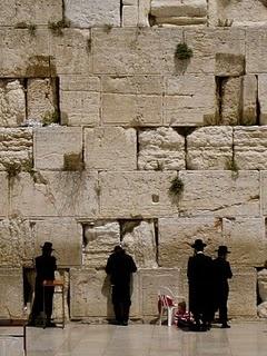 the western wall. jerusalem, israel.  Israel is on my bucket list!