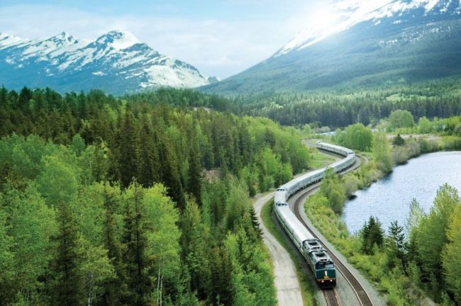 It will take you thousands of kilometres to catch your breath after you see the legendary scenery that has made the Canadian one of the most renowned long-distance journeys in the world.