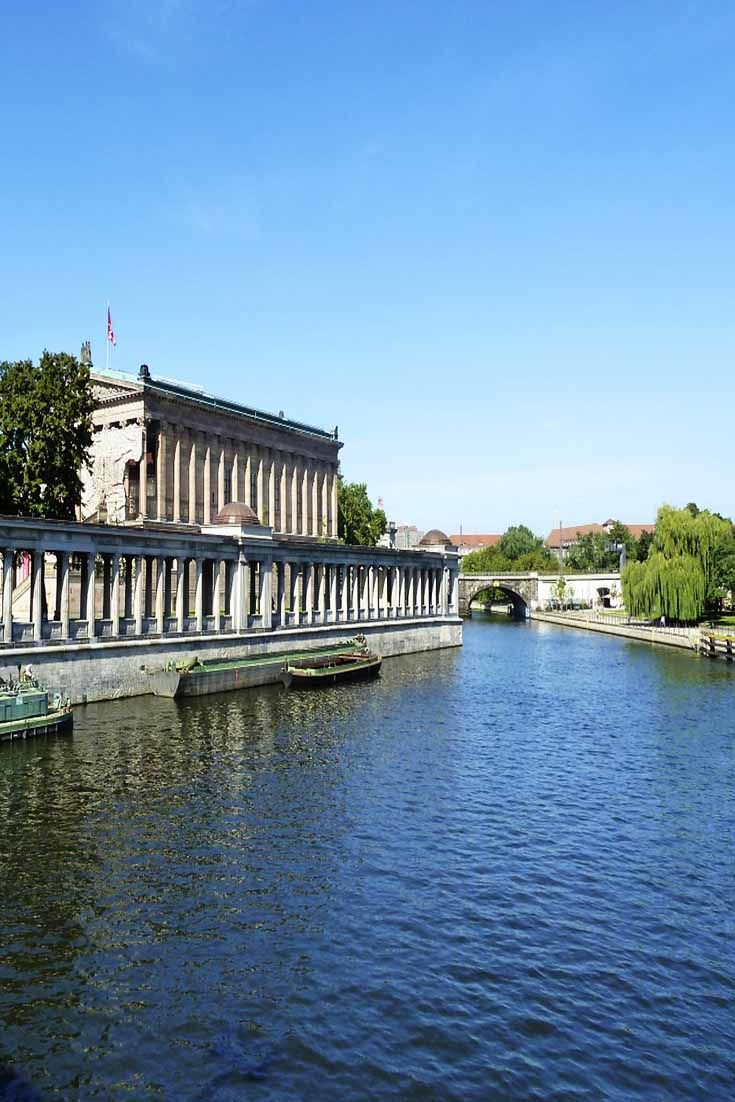 Ranked of attractions in berlin