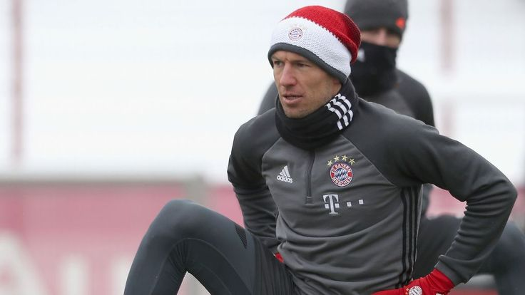 Train, don't freeze - FC Bayern Munich