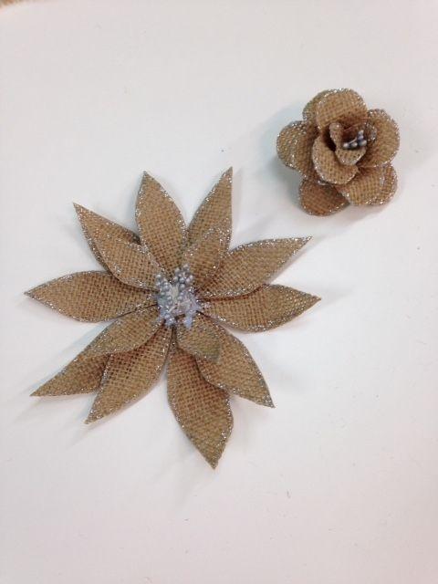 Bendix - Pintura, Bellas Artes e Higiene Industrial - Manualidad Navideña: Flores para decoración navideña.