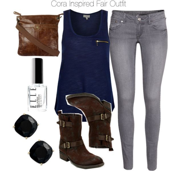 """""""Cora Inspired Fair Outfit"""" by veterization on Polyvore"""