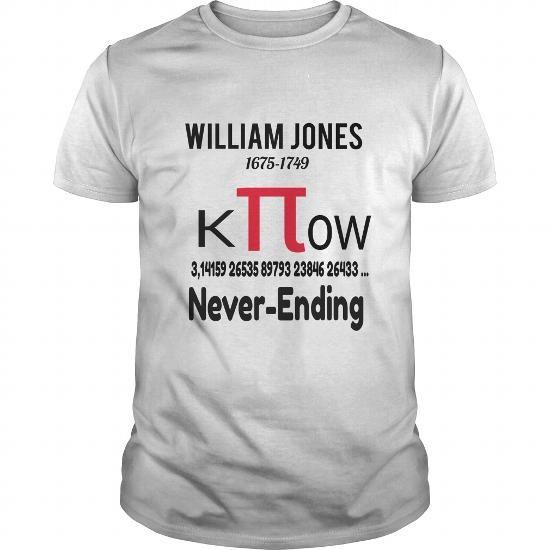 Cool History of PI Shirts & Tees