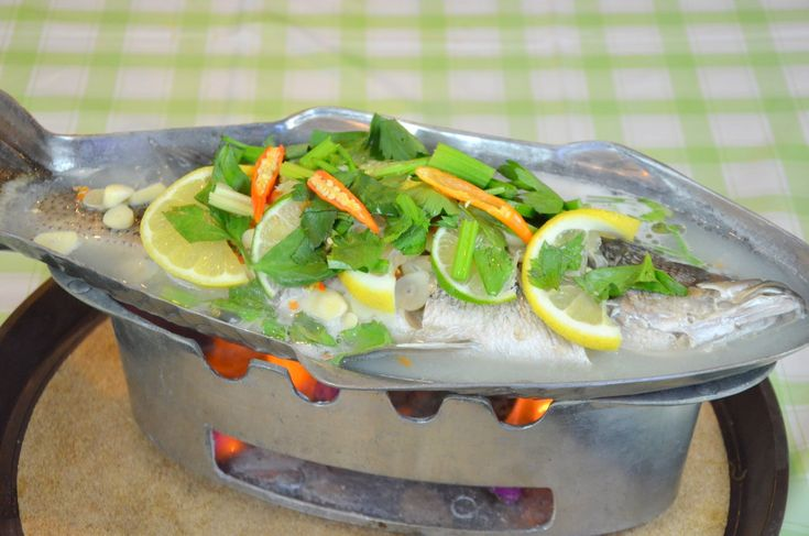 how to make chinese steamed fish sauce