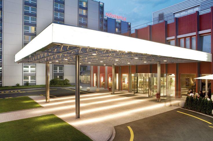 Mövenpick Airport Hotel Zürich Hotelbericht