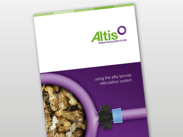 Altis Commercial Brochure, Cover