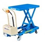 Axess Industries vous propose, en direct des fabricants, une gamme complète de tables élévatrices mobiles électriques. Nos modèles  existent en simple et double ciseaux et supportent  des charges allant jusqu'à 800 kg.