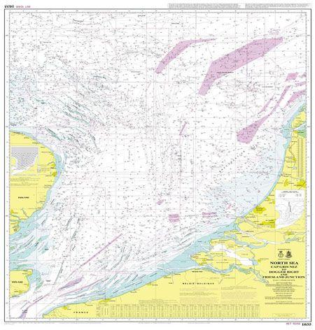 Nederlandse Zeekaart 1035