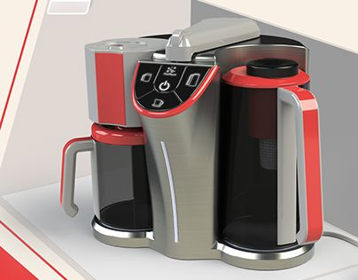 "Check out new work on my @Behance portfolio: ""Tea-Coffee machine"" http://be.net/gallery/32159699/Tea-Coffee-machine"
