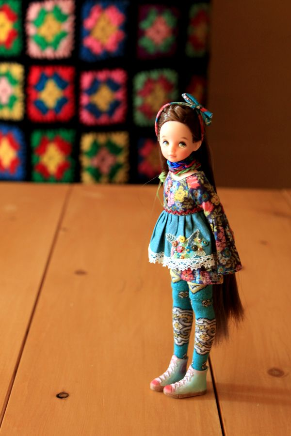 Painting doll of the Atomaru
