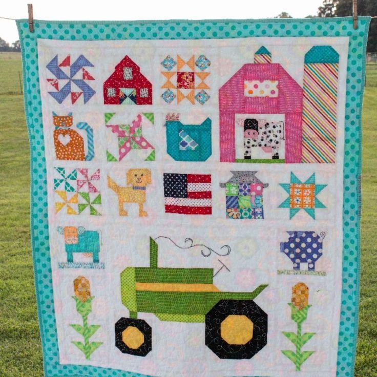 839 best Farm girl vintage quilt images on Pinterest | Frosting ... : farm quilt patterns - Adamdwight.com
