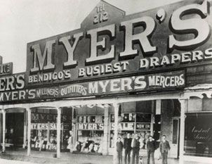 Myer | About Us | History | 1899 - 1930