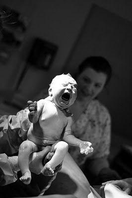 The Bradley Method - all natural childbirth story