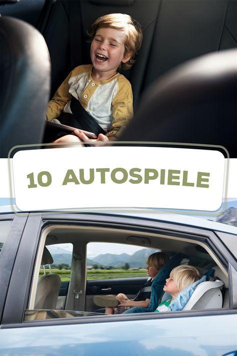 Longue promenade en voiture avec des enfants: vous devriez toujours en avoir dans vos bagages   – Traveling with kids
