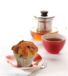 Akdeniz Ekmek Muffin  Beyaz peynir, kuru domates ve fesleğen ile muhteşem lezzet #ekmek #muffin #otentic #puratos