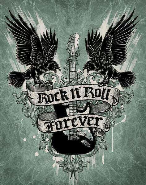 Rock n Roll baby                                                                                                                                                      Mais