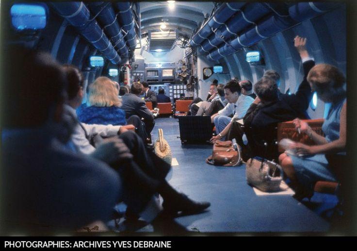 PASSAGERS 33000personnes, à 40 francs le billet, ont plongé dans les abysses lémaniques à bord du mésoscaphe «Auguste Piccard».