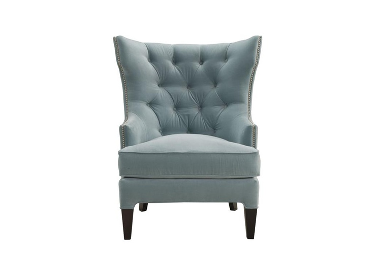 Love this chair from Walter E. Smith!  wes Living Room Hatton Chair 4978 - Walter E. Smithe - 10 Chicagoland locations in Illinois and Merrillville, Indiana