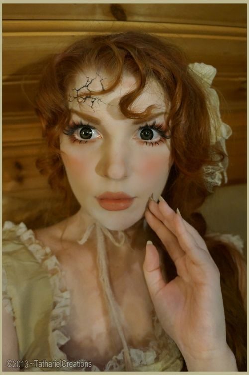 35 best porcelain doll images on Pinterest | Halloween ideas ...