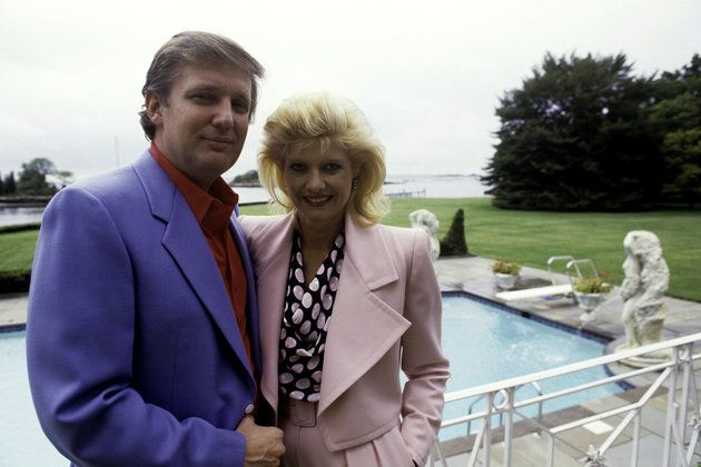The Real Donald: Excerpts From Trump's Books On Women, Marriage, Sex And More | Huffington Post