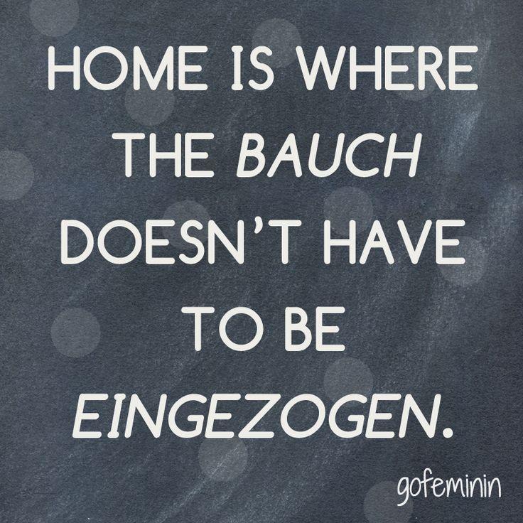 Noch mehr lustige Sprüche findest du auf gofeminin.de